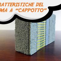 """Caratteristiche del sistema a """"cappotto""""_Mister Cappotto_cappotto termico in EPS"""
