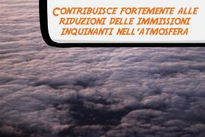 13_Contribuisce fortemente alle riduzioni delle immissioni inquinanti nell'atmosfera